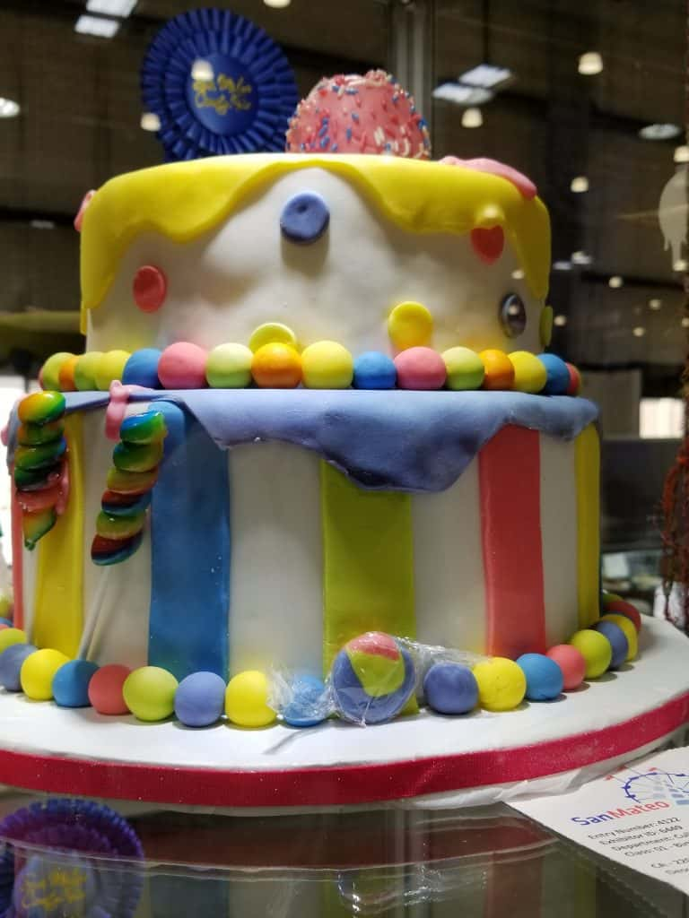 Amazing Cake