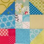 Stepping Stones: corner border block