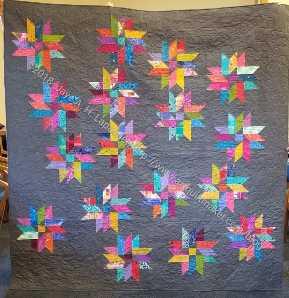 Triple Star Finished