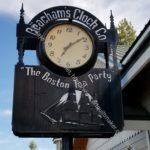 Sisters Outdoor Quilt Show 2018 - Public Clock