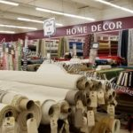 Mill End shop: home decor fabrics