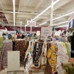 Mill End shop: more quilting fabrics