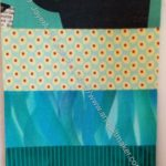 Rectangle Strip Scrap block 15