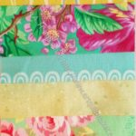 Rectangle Strip Scrap block 11