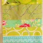 Rectangle Strip Scrap block 4