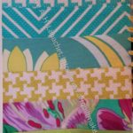 Rectangle Strip Scrap block 18