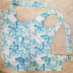 Flapper apron - Butterfly side