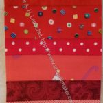 Red Donation Block (quilt 2) n.2