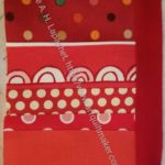 Red Donation Block (quilt 2) n.3