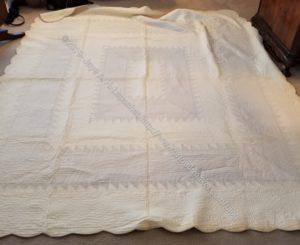 Marguerite & Juliette's quilt