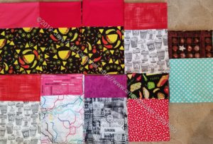 Nine Pillowcases - August 2019