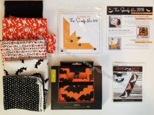 Fat Quarter Shop Subscription Box