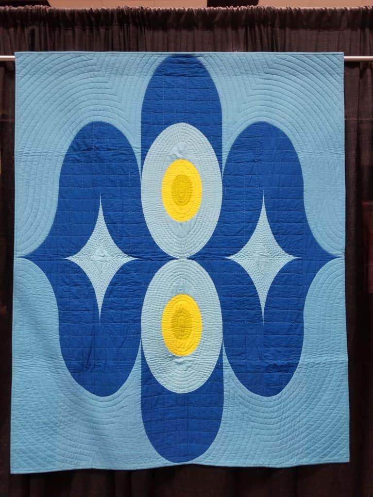 Blue Rhapsody by Jeanne Treleaven