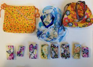 Mary's Raffle Prizes