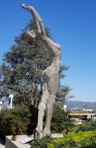 OMCA: Woman Statue