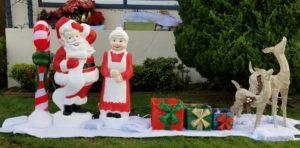 Neighbor's Christmas Display 2019