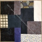 Scrappy Community Quilt Day block 13