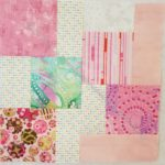 Scrappy Community Quilt Day block 8