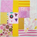 Scrappy Community Quilt Day block 7