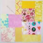 Scrappy Community Quilt Day block 6