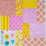 Scrappy Community Quilt Day block 3
