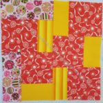 Scrappy Community Quilt Day block 1