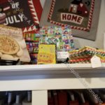 Stitch Ferndale -Sue Spargo display