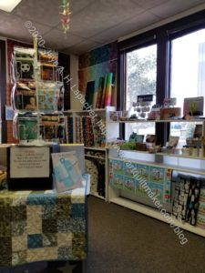 Ocean Waves Quilt Shop, Eureka