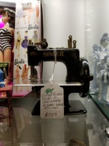 Antique 'Toy' Sewing Machine