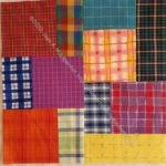 Plaid Squares & Rectangles n.4