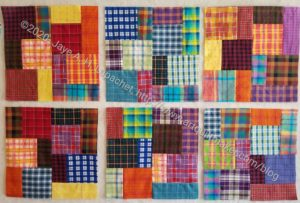 6 more Plaid Blocks