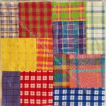 Plaid Donation Block #5