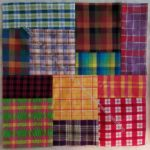 Plaid Donation Block #4