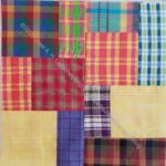 Plaid Donation Block #6