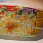 Chrysanthemum Cotton Candy Pouch