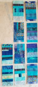 New Blue Strip Donation Blocks