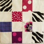 Violet Zebra donation blocks