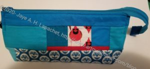 Cheryl's Swap Pouch - front