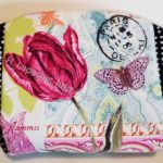 Tulip Dot Cotton Candy Pouch