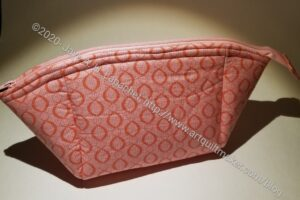 Pink & Green Cotton Candy Pouch