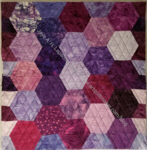 Lucky Charm Quilted