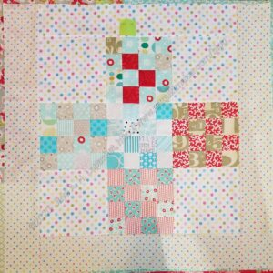 16 Patch Plus Quilt