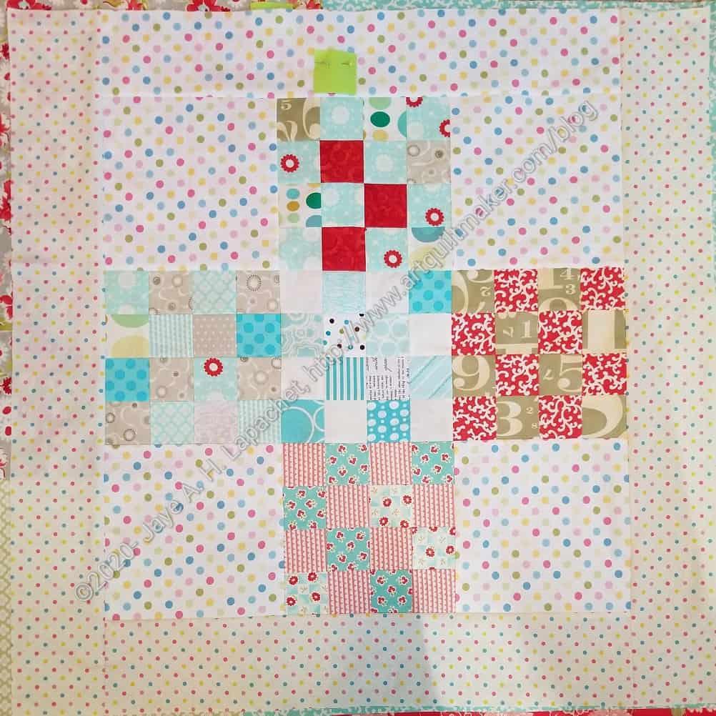16 Patch Plus Quilt