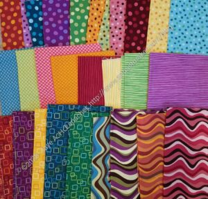 Pop Parade by Metro for P&B Textiles