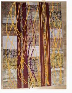 Melinda R's scrapbuster quilt