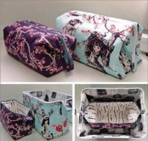 Emmaline Bags Retreat Bag -free pattern