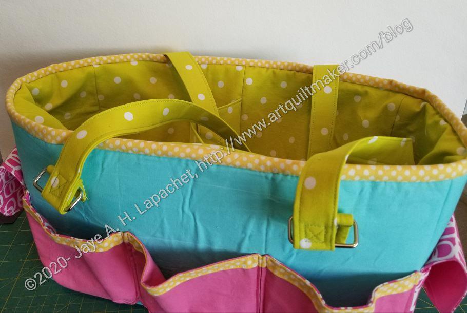 Oslo Craft Bag Swap Gift