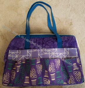 Sheffield Tool Tote - front