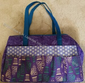 Sheffield Tool Tote - back