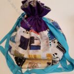 Drawstring Bag - Artist size